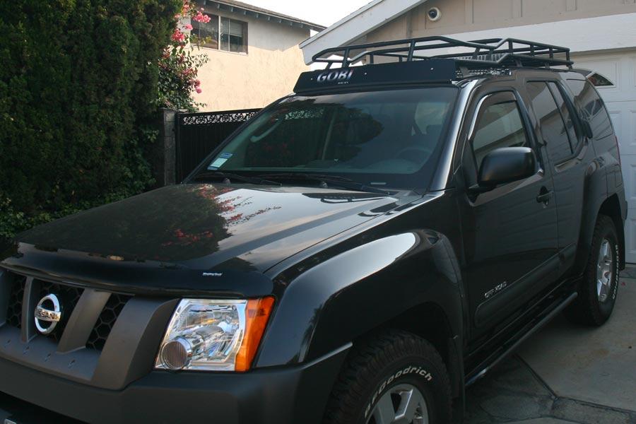 Fs Complete Oem Roof Rack Second Generation Nissan