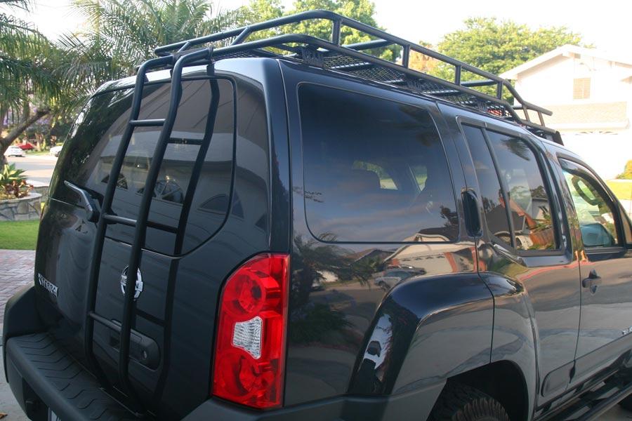 FS: Complete OEM Roof Rack   Second Generation Nissan Xterra Forums (2005+)